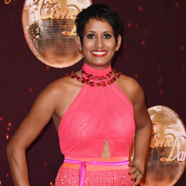Naga Munchetty Gemma Atkinson Signs For Strictly And