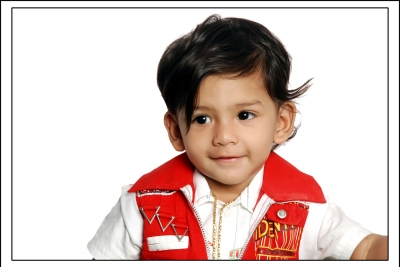 Congratulation Harshit! You are winner of baby photo contest Dec. 2013 voting by public.